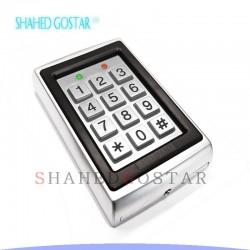 اکسس کنترل کارتی-رمزی فلزی